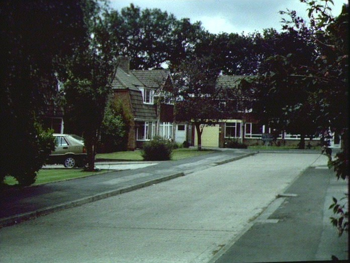 Housing in Solihull.-1986