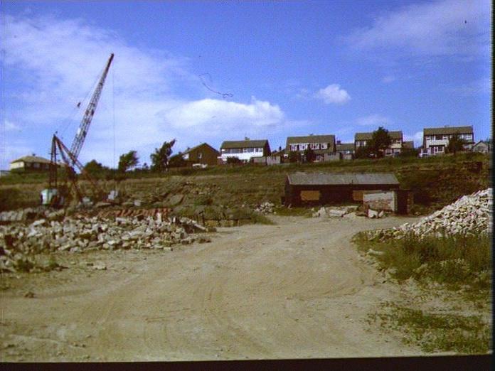 Bolton Woods Quarry,Bradford-1986