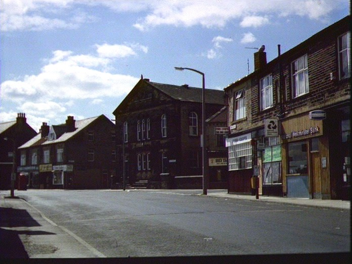 Eccleshill Village,Bradford-1986