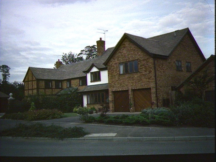 New Housing - Bullimore Grove.-1986