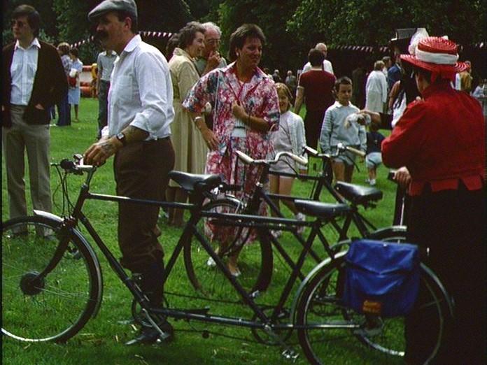 Attractions at Lullington Fete-1986