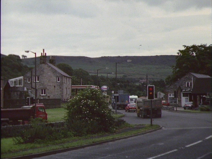 Calver Crossroads,Calver Sough-1986