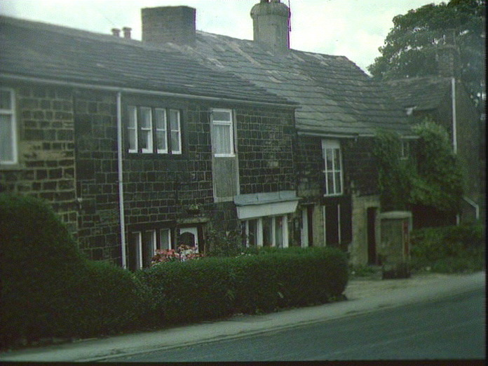 TYPICAL HOUSING IN GILDERSOME-1986