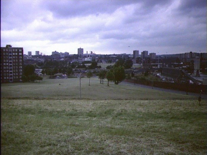 VIEW OF EAST LEEDS-1986