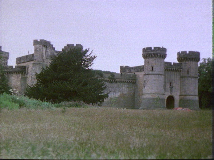 Brancepeth Castle-1986