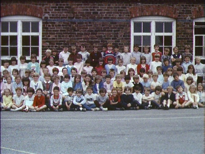 Children involved with survey-1986