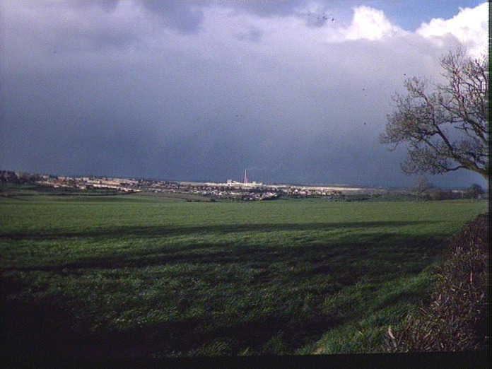 Ferryhill From The North-West-1986