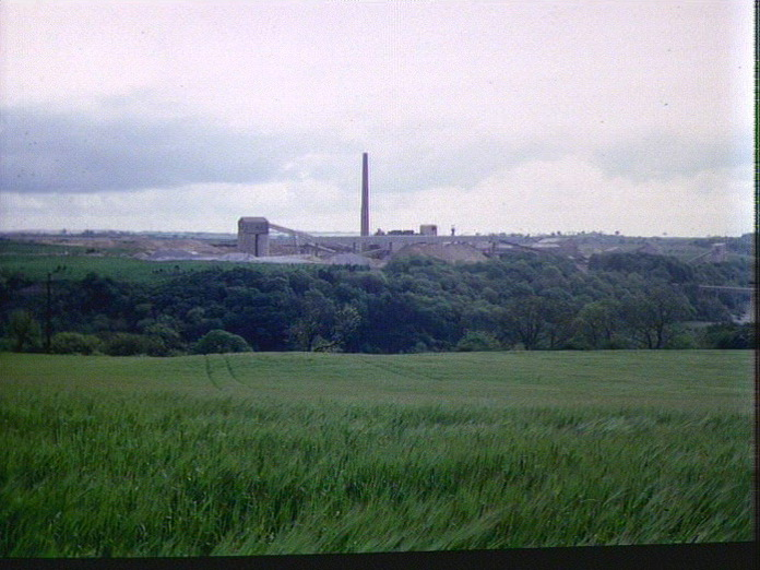 Steetley Processing Plant-1986