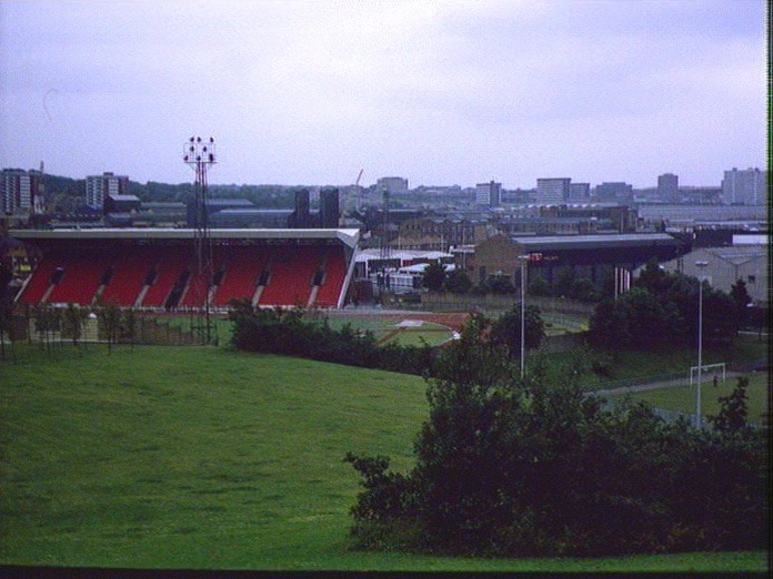 Gateshead Stadium-1986
