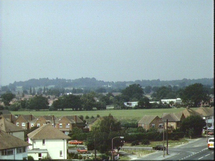 View of North Totton.-1986