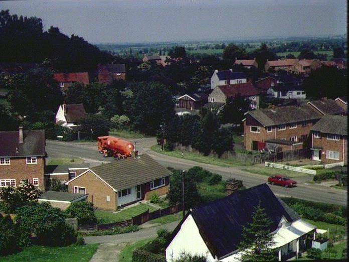 VIEW OF BISHOPS ITCHINGTON-1986