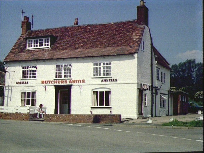 BUTCHER'S ARMS-1986
