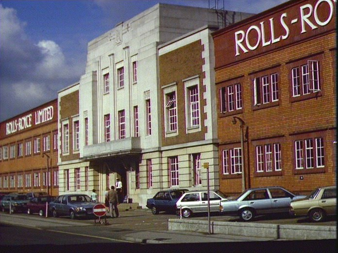 Rolls Royce Headquarters-1986