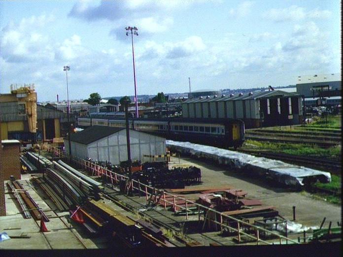 British Rail Workshops-1986