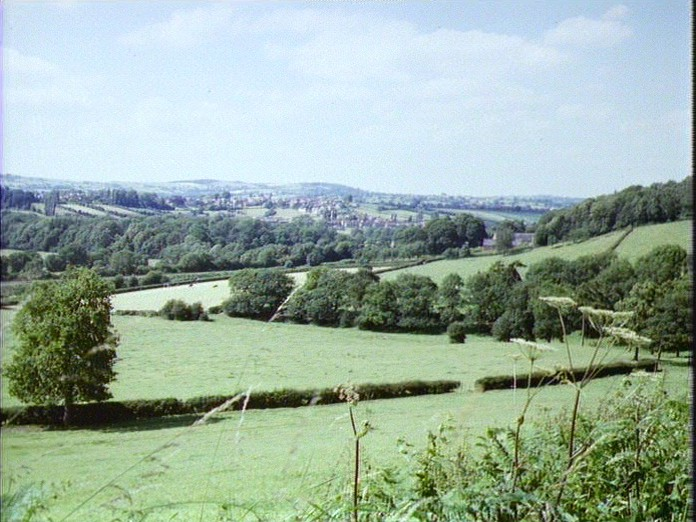 SOUTH WINGFIELD-PANORAMIC VIEW-1986
