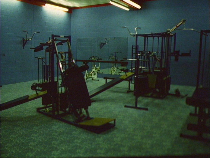 Bitterne Leisure Centre.-1986