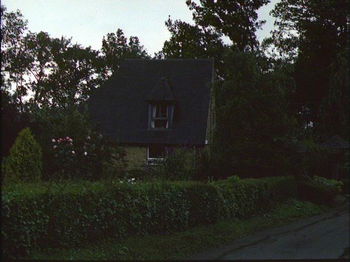 Wormleighton modern cottage-1986