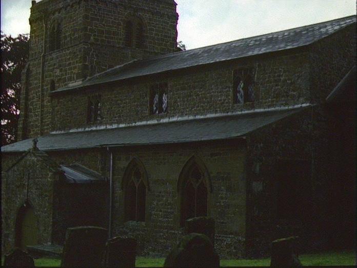 Wormleighton Parish Church-1986