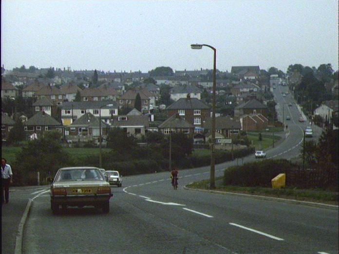 Codnor from Cross Hill.-1986