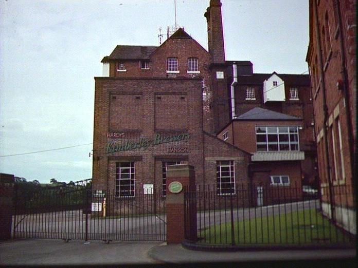Kimberley Brewery-1986