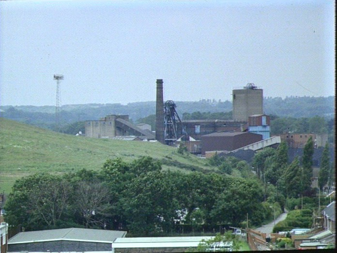 Linby Colliery-1986