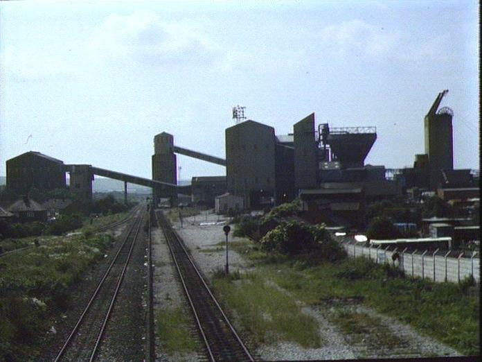 Hucknall Colliery-1986