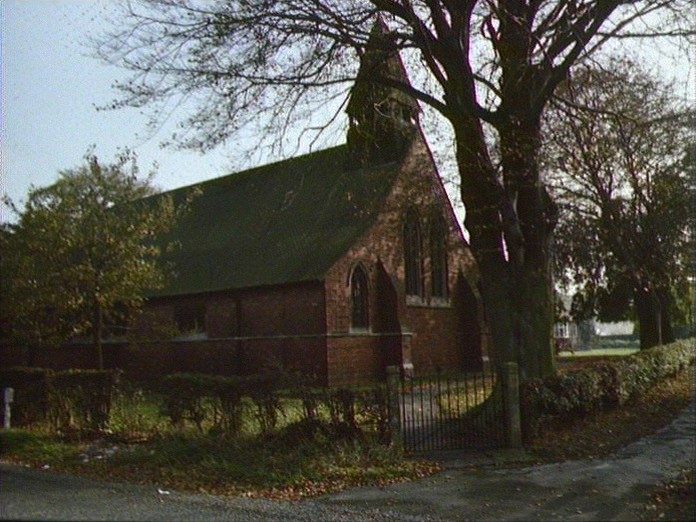St.Mary's Church,Hambleton-1986