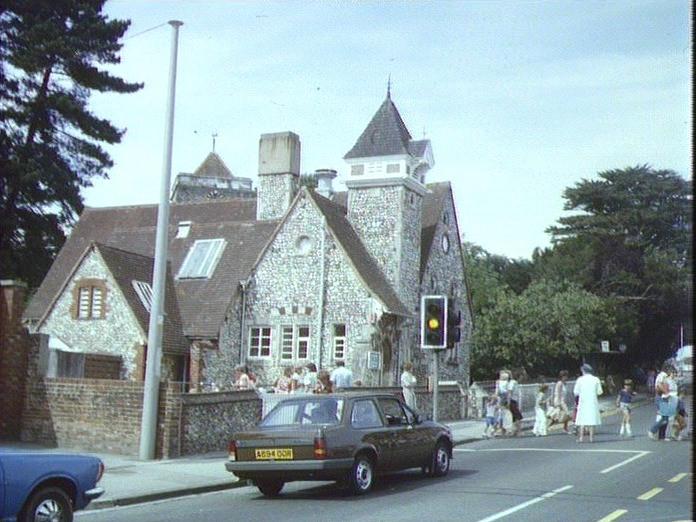 PURBROOK C OF E 1ST SCHOOL-1986