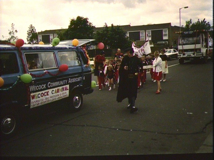 Wecock Community Carnival 1985-1986
