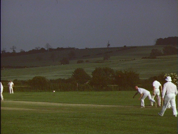 Cricket Match at Blakesley-1986