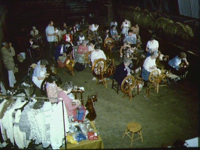 Ravensthorpe Wool Festival-1986