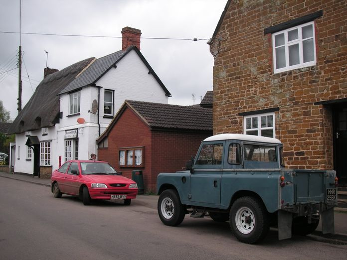 Post Office on the High Street-2011
