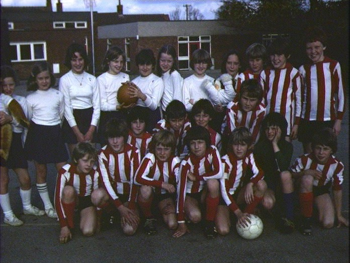 Guilsboro'Primary school teams-1986