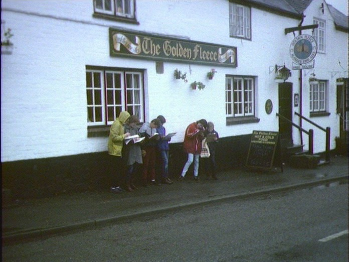 AN AMENITY IN SOUTH CROXTON-1986