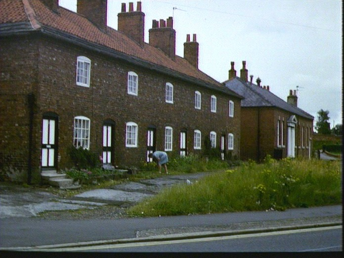 Cottages in Bawtry-1986