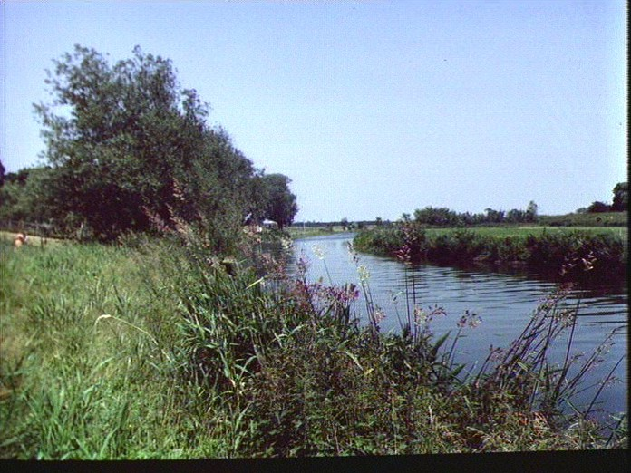 THE RIVER IDLE,MISSON-1986