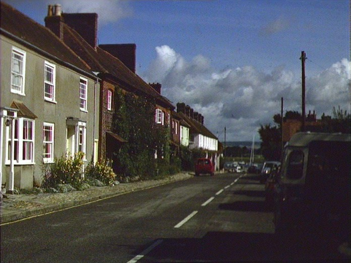 The Street, Itchenor-1986