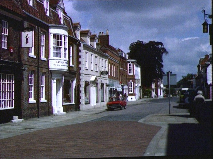 CHICHESTER NORTH STREET-1986