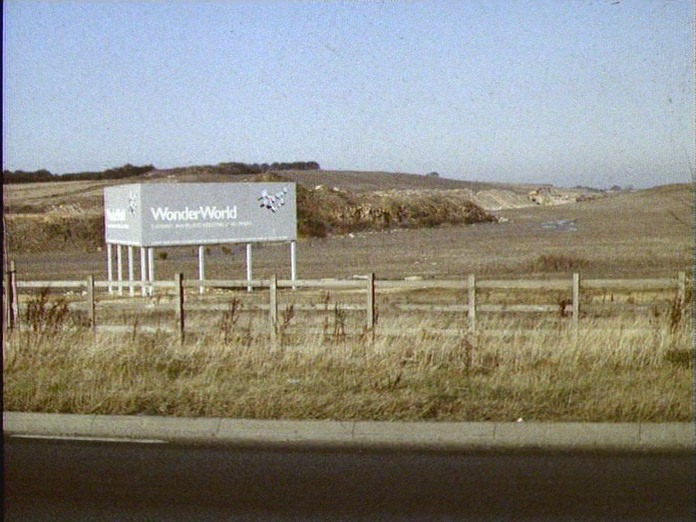 Wonderworld Site, Corby-1986