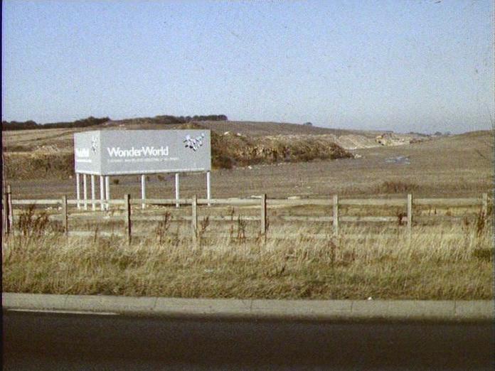 Wonderworld Site, Corby-1986