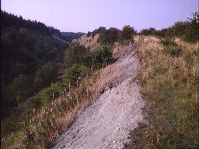 Landscape around Corby-1986