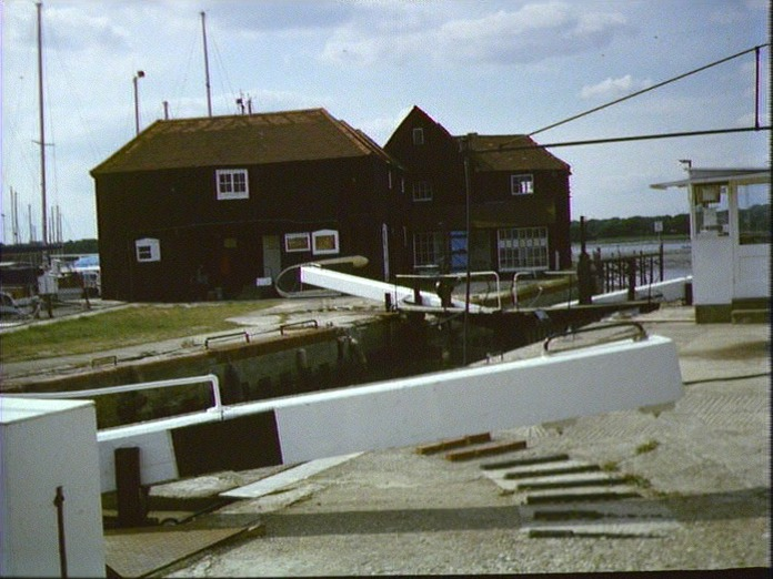 Birdham Tidal Mill-1986
