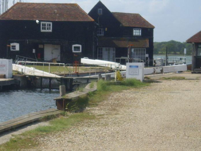 Birdham Tidal Mill-2011