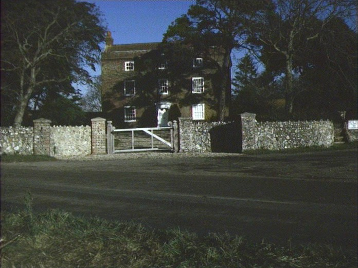 Mapsons Farmhouse, Sidleham-1986