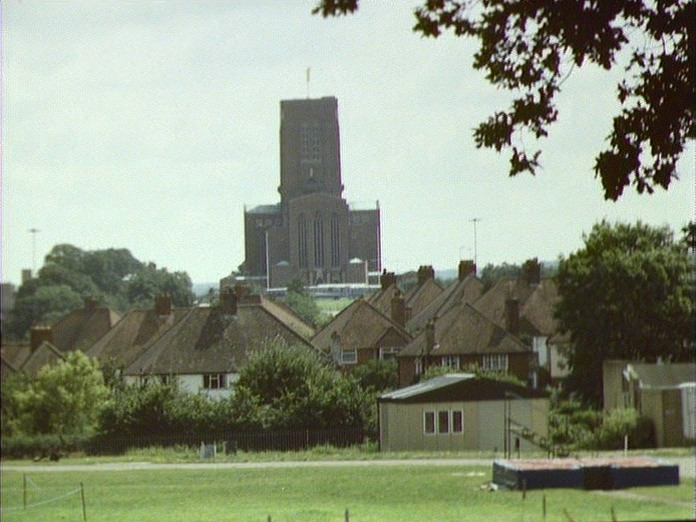 Guildford Cathedral-1986