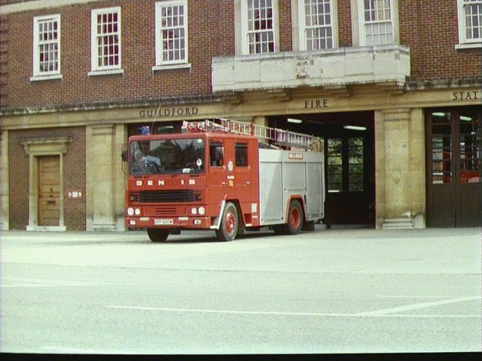Guildford Fire Station-1986