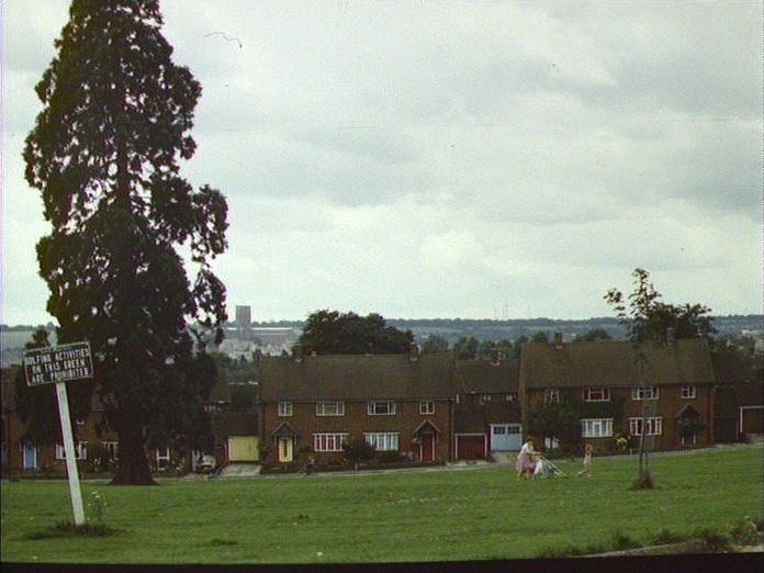 Council Housing in Guildford-1986