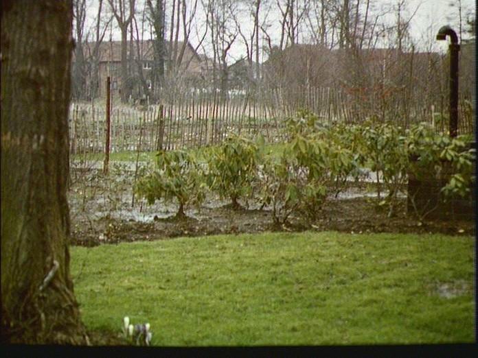 Nursery land to housing estate-1986