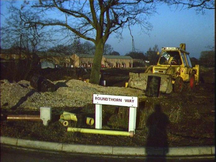 Building site.-1986