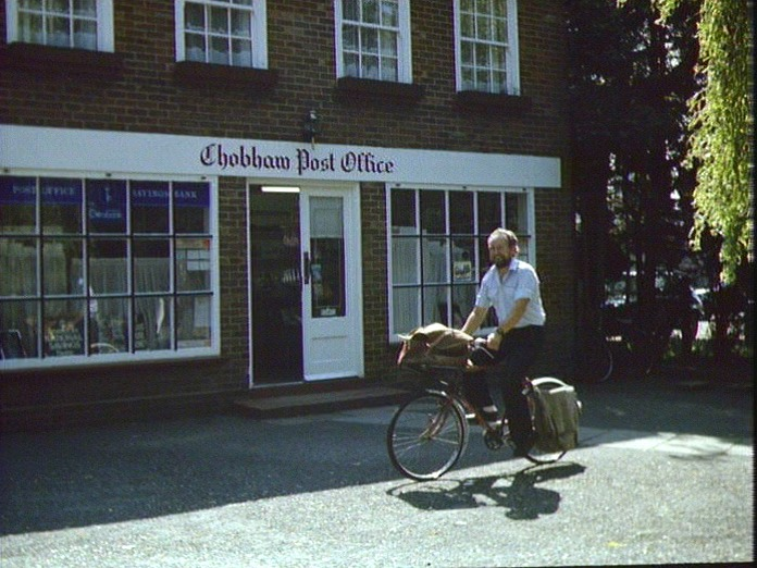 Chobham Post Office-1986